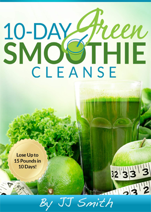 10-Day Green Smoothie Cleanse Lose Up to 15 Pounds in 10 Days