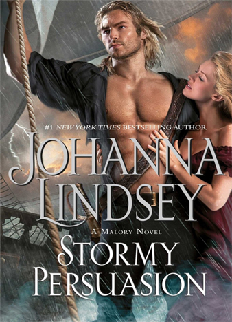 Stormy Persuasion Johanna Lindsey