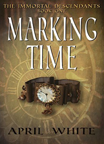 marking time april white