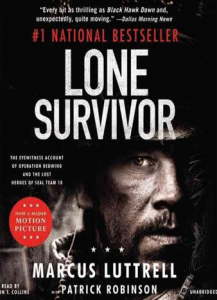 Lone Survivor - Marcus Luttrell