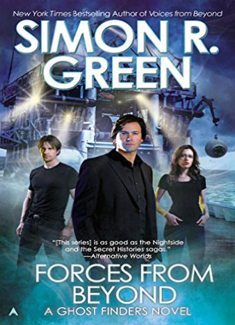 Forces from Beyond (A Ghost Finders Novel)