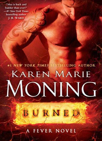 Burned - Karen Marie Moning