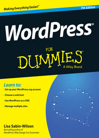 WordPress For Dummies 7th Edition
