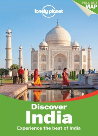 Lonely Planet - Discover India