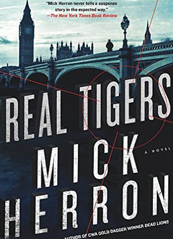 Real Tigers - Mick Herron (Slough House 3)