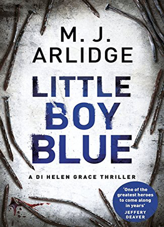 Little Boy Blue_ DI Helen Grace - M. J