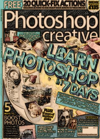 hotoshop-Creative---Learn-Photoshop-In-7-Days---Issue-109