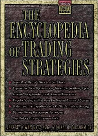 Encyclopedia of stock market trading strategies