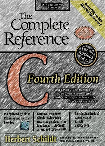 the-complete-reference-c