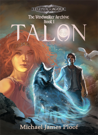 Talon The Windwalker Archive Book 1 Legends of Agora
