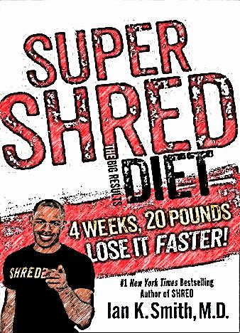 super-shred-diet