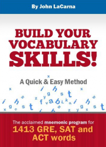 Build Your Vocabulary Skills! A Quick and Easy Method