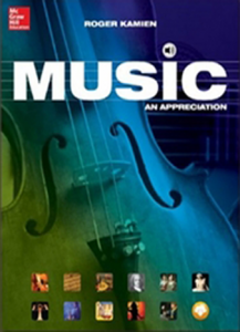 Music An Appreciation, Brief Edition 8th Edition