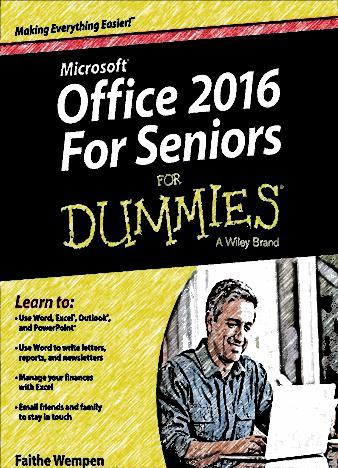 Office-2016-For-Seniors-For-Dummies