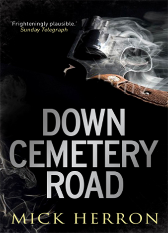 Down Cemetery Road - Mick Herron
