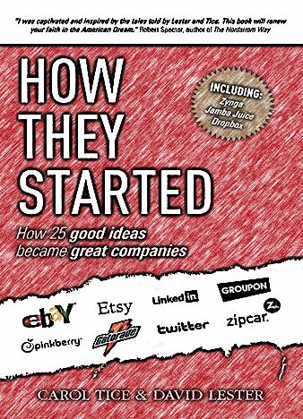How-They-Started-How-25-Good-Ideas-Became-Great-Companies