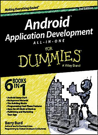 Android-Application-Development-All-in-One-For-Dummies-2nd-Edition