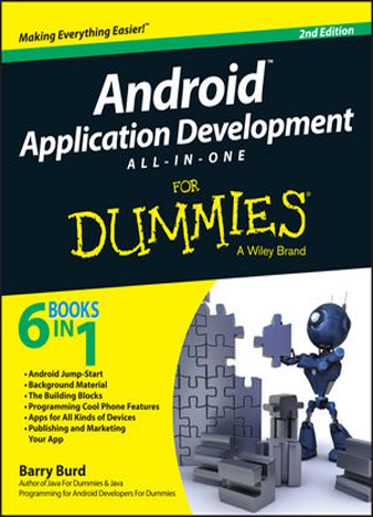 Android Application Development All-in-One For Dummies 2nd Edition