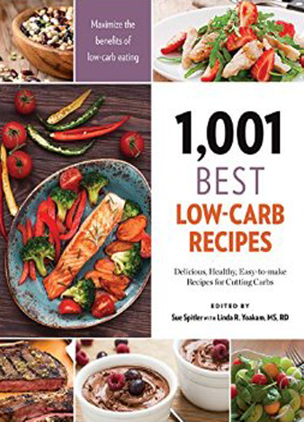 1,001 Best Low-Carb Recipes