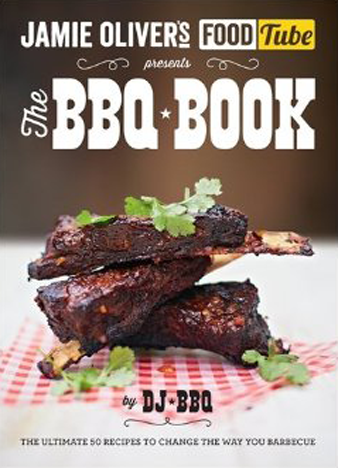 Jamie's Food Tube the Bbq Book