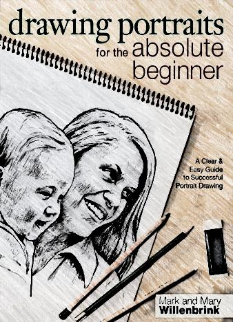 Drawing-Portraits-for-the-Absolute-Beginner-A-Clear-Easy-Guide-to-Successful-Portrait-Drawing
