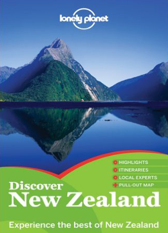 Lonely Planet - Discover New Zealand (Travel Guide) - 2nd Edition