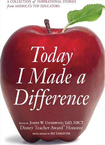 Today I Made a Difference_ A Collection of - Joseph W Underwood