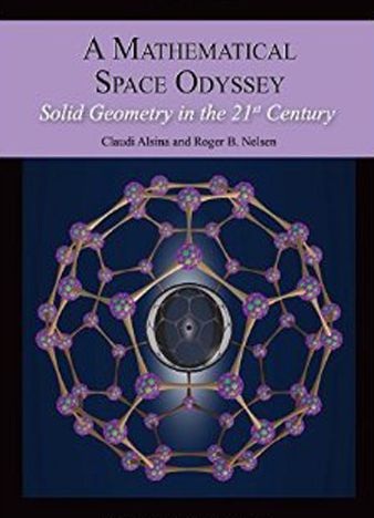 A Mathematical Space Odyssey - Solid Geometry in the 21st Century