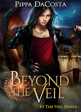 Beyond the Veil (The Veil Series, #1) by Pippa DaCosta