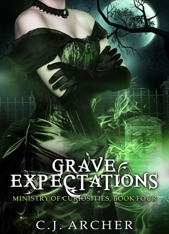 Grave Expectations The Ministr - C.J. Archer