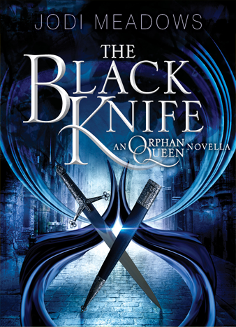 Jodi Meadows - [Orphan Queen - Prequel 04] - The Black Knife