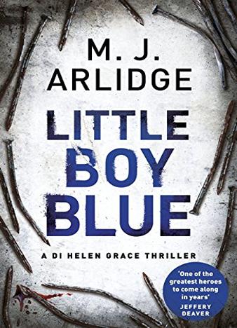 Little Boy Blue_ DI Helen Grace - M. J