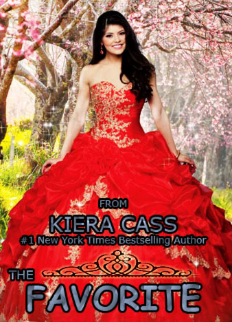 The- Favorite -The-selection-novella-by-Kiera-Cass-epub-mobi