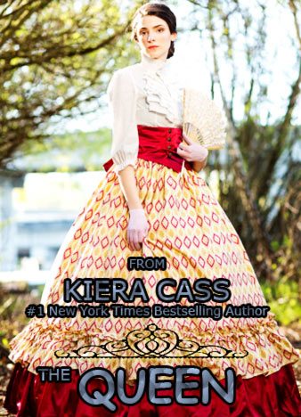 The-Queen-The-selection-novella-by-Kiera-Cass-epub-mobi