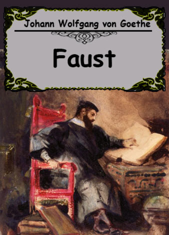 Johann-Wolfgang-von-Goethe-Faust