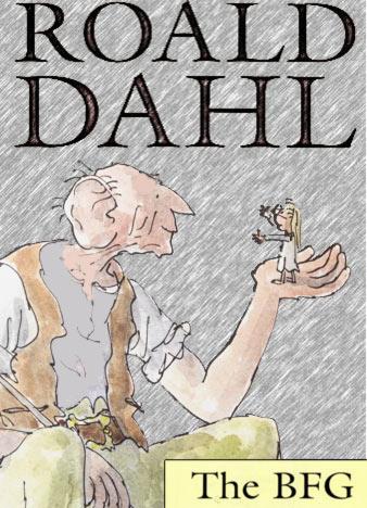 The-BFG-by-Roald-Dahl-
