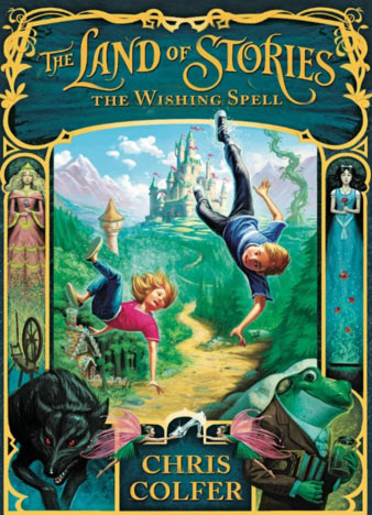 The-Wishing-Spell-The-Land-of-Stories-series