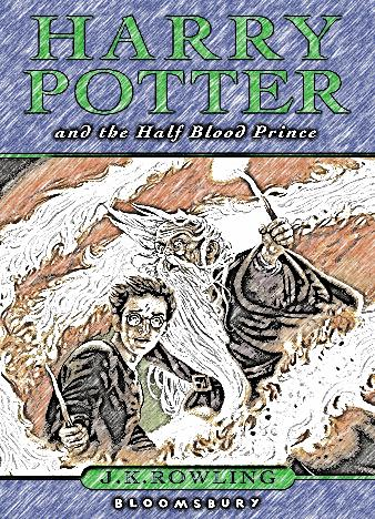 harry potter and the halfblood prince epubus books