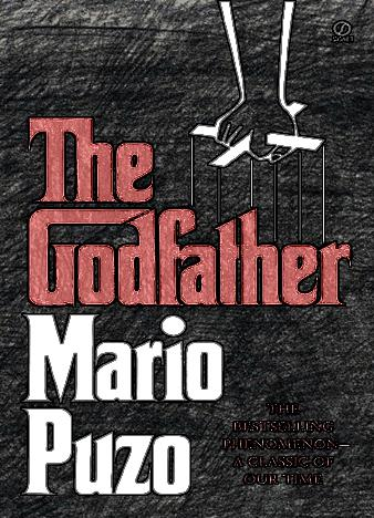 THE GODFATHER Mario Puzo 1st Edition 13th Printing Hardcover HC/DJ 1969 Classic
