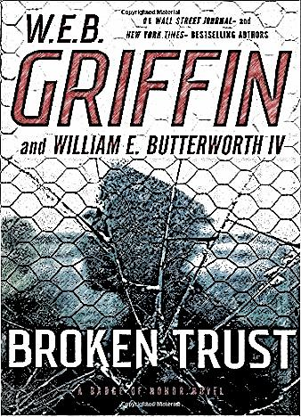 broken-trust-by-w-e-b-griffin