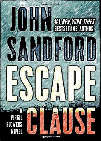 escape-clause-by-john-sandford