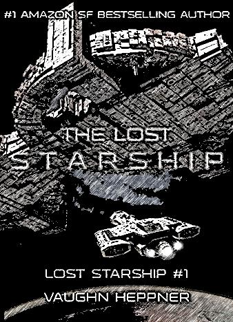 the-lost-starship-by-vaughn-heppner