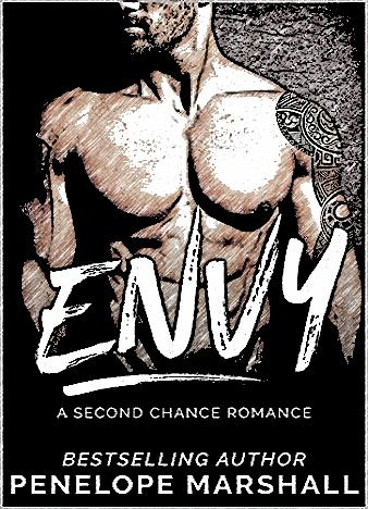 Envy-By-Penelope-Marshall