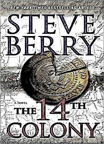 The-14th-Colony-By-Steve-Berry