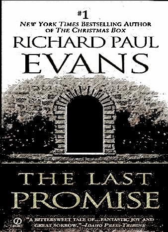the-last-promise-by-richard-evans