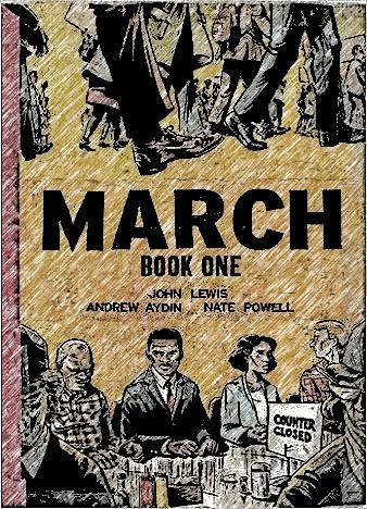 March-Book-One-By-John-Lewis